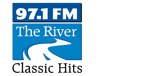 97.1 The River - Classic Hits Logo